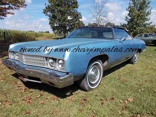 Picture of '73 Caprice - LY1I