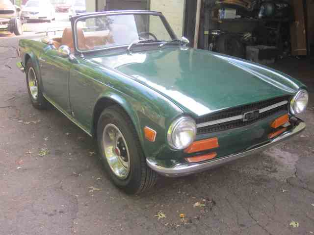 Picture of '72 TR6 - LY1O