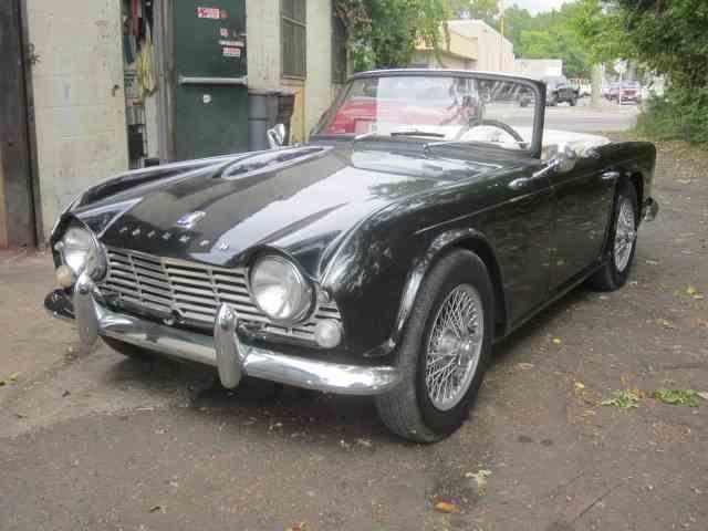 1964 Triumph TR4 | 1023903