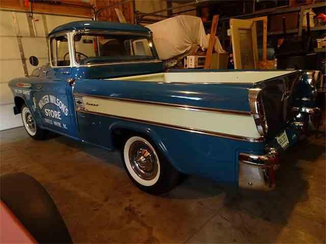 1957 Chevrolet Cameo   1023907