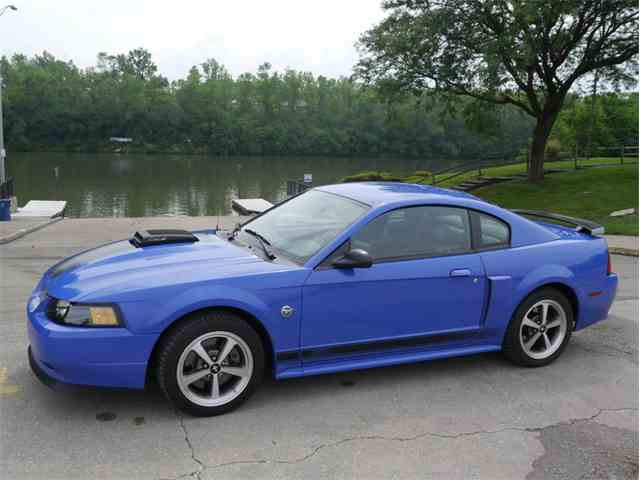 Picture of '04 Mustang Mach 1 - LY20