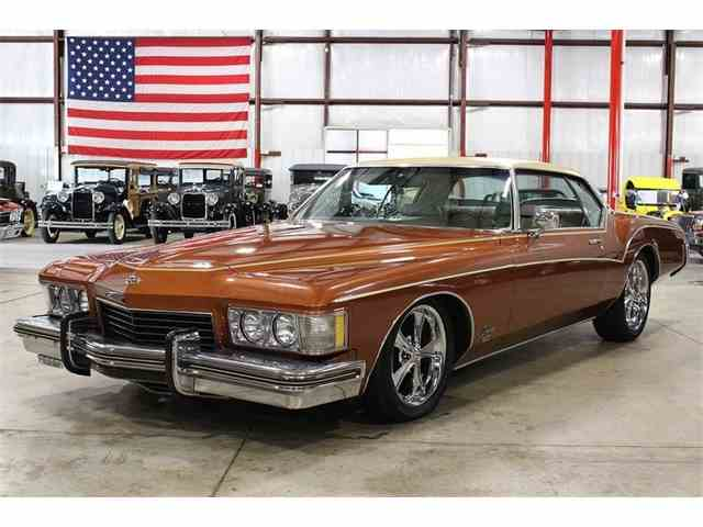 Picture of 1973 Buick Riviera located in Michigan Offered by GR Auto Gallery - LY21