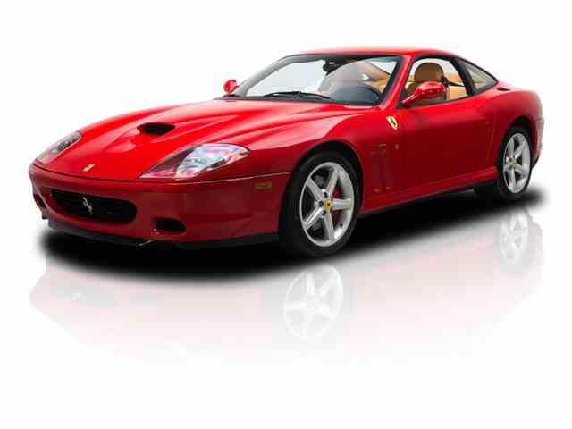 2003 Ferrari 575 Maranello   1023914