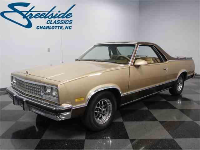 1987 Chevrolet El Camino | 1023917