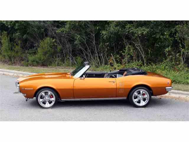 1968 Pontiac Firebird 400 Restomod | 1023928