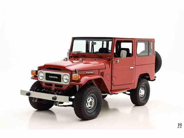 1982 Toyota Land Cruiser FJ | 1023929