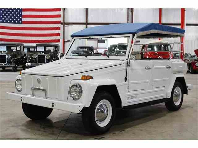 1974 Volkswagen Thing | 1020393