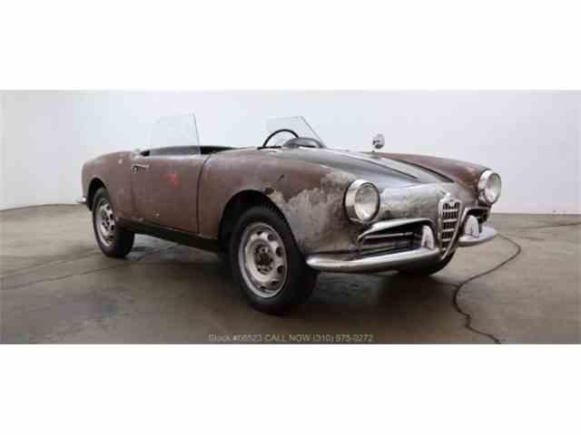 1957 Alfa Romeo Giulietta Spider | 1023931