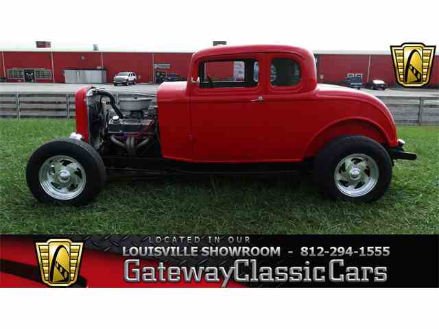 1932 Ford 5-Window Coupe | 1023933
