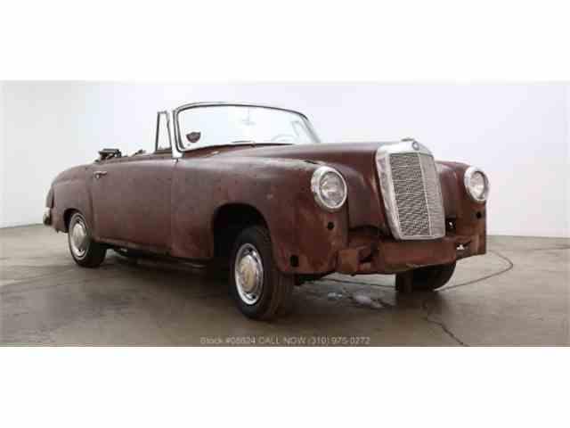 1959 Mercedes-Benz 220 | 1023939