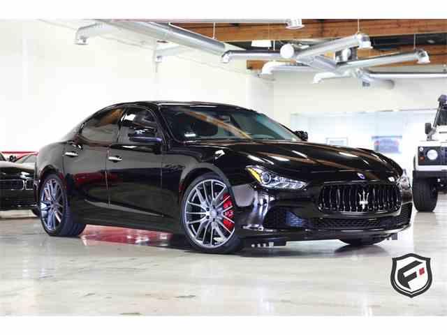 2015 Maserati Ghibli   1023942