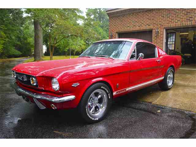 1966 Ford Mustang | 1023946