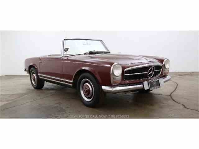 1965 Mercedes-Benz 230SL | 1023958