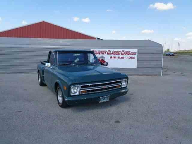 1968 Chevrolet C/K 10 | 1023963