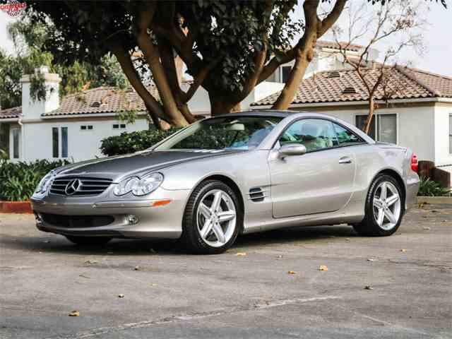 2006 Mercedes-Benz SL-Class | 1023964