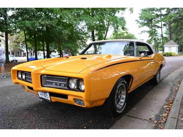 1969 Pontiac GTO | 1023966