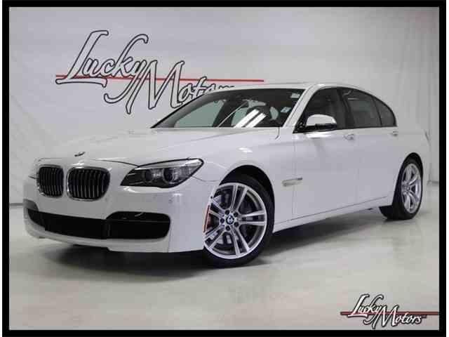 2013 BMW 7 Series | 1020397