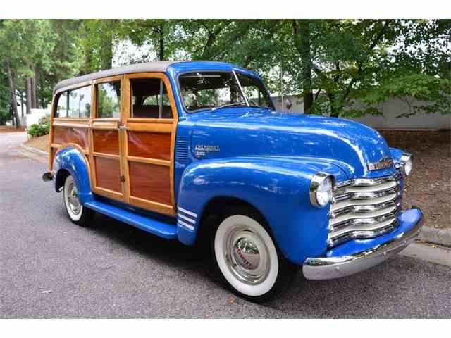 1950 Chevrolet Highlander Woodie Suburban | 1023972