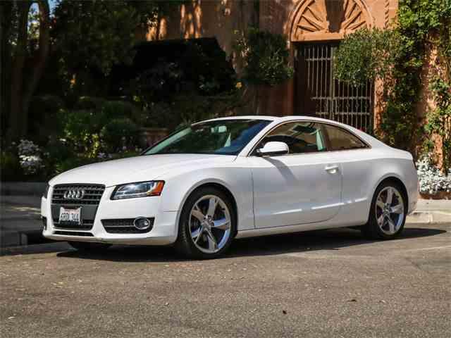 2011 Audi A5   1023974
