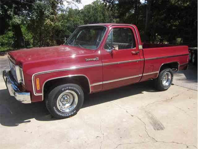 1974 Chevrolet C/K 10   1023975