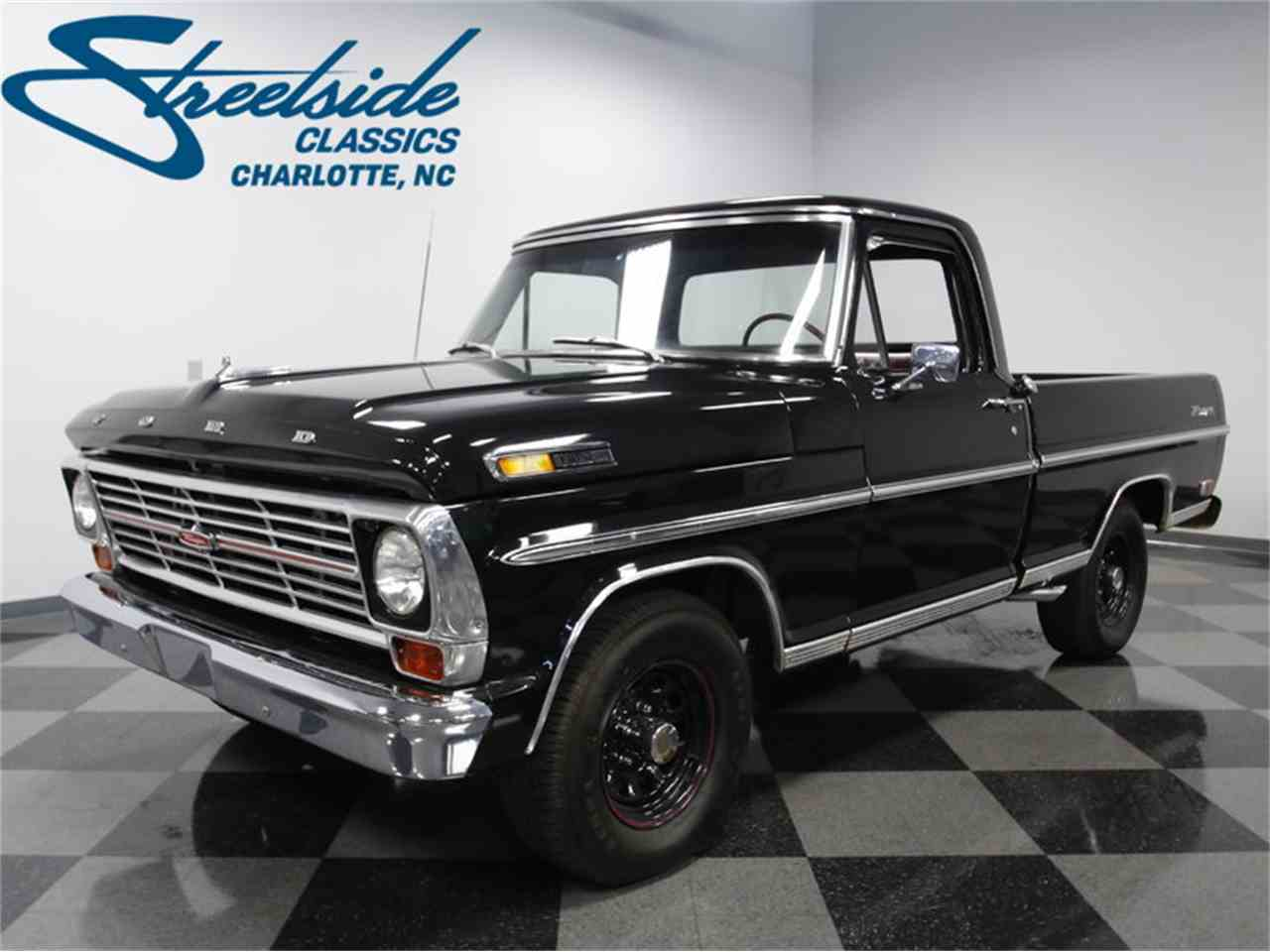 1969 ford f100 for sale cc 1023979. Black Bedroom Furniture Sets. Home Design Ideas