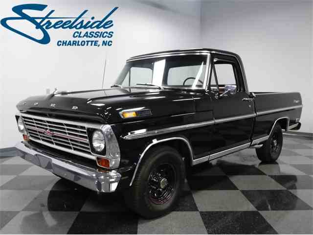 1969 Ford F100 | 1023979