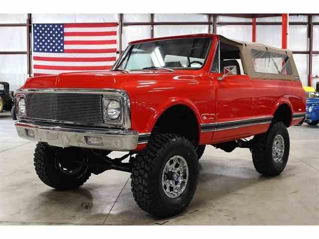 1971 Chevrolet Blazer | 1020398