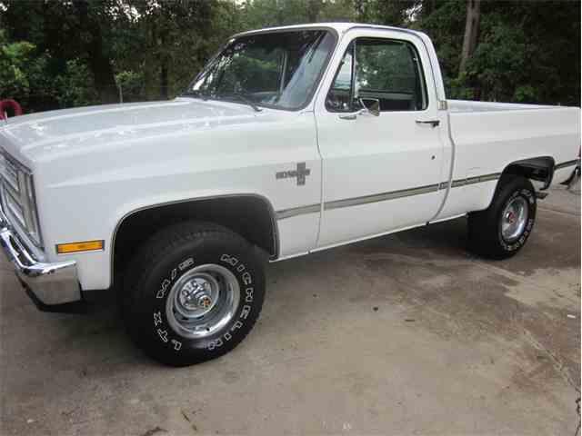 1986 Chevrolet Silverado | 1023980
