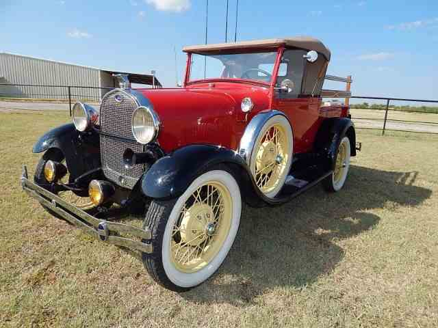 1928 Ford Model A | 1023984