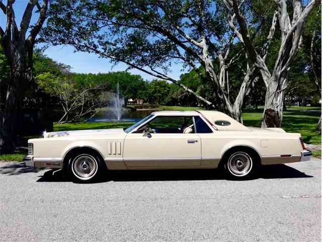 1979 Lincoln Mark V Cartier Edition | 1023996