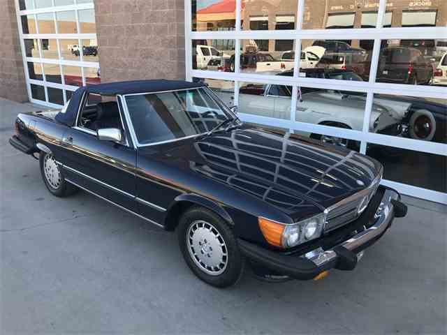 1988 Mercedes-Benz 560SL | 1023999