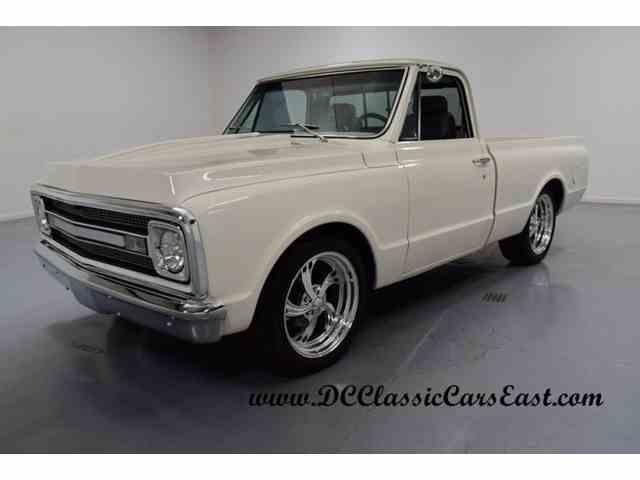 1969 Chevrolet C10 | 1020004