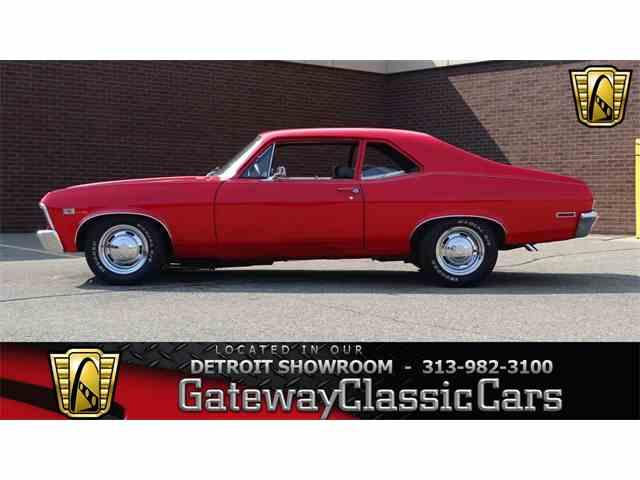 1972 Chevrolet Nova | 1024004