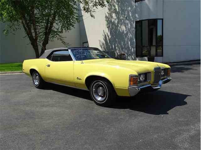 1971 Mercury Cougar XR7 | 1024006