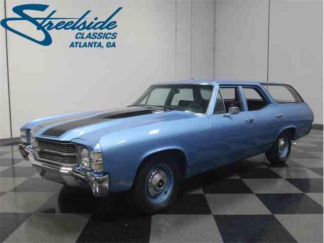 1971 Chevrolet Chevelle | 1024007