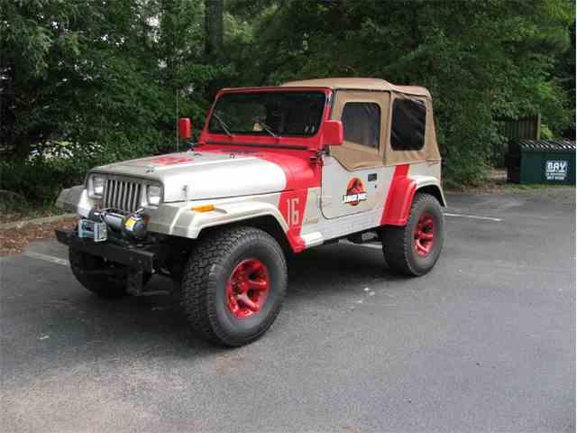 1995 Jeep Jurassic Park   1024010