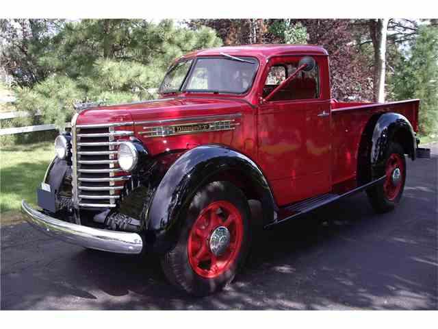 1949 Diamond T Pickup | 1024029