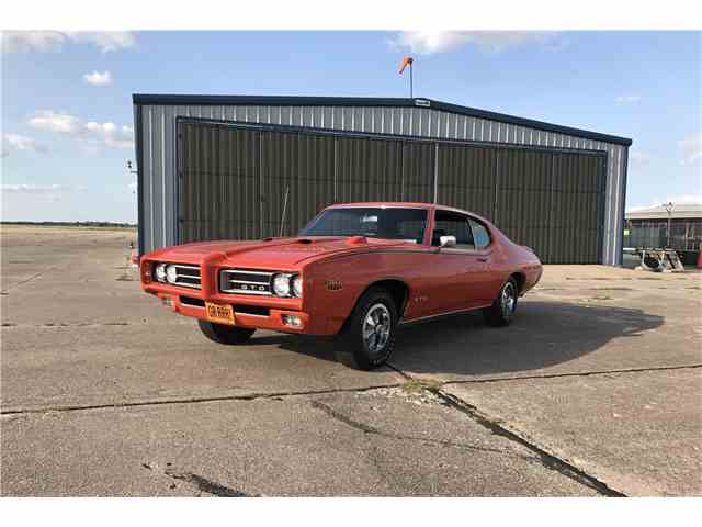 1969 Pontiac GTO (The Judge) | 1024030
