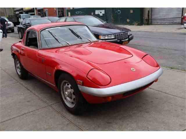 1969 Lotus Elan | 1024033