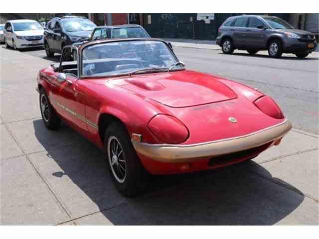 1969 Lotus Elan | 1024038