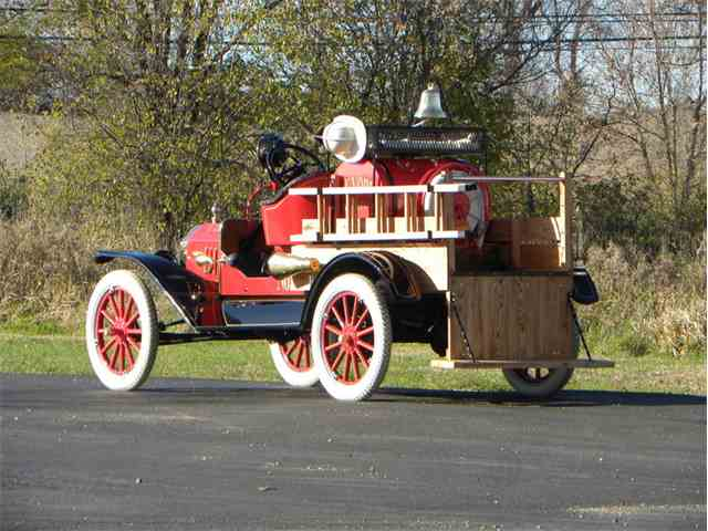 1919 Ford Model TT Fire Truck | 1024041