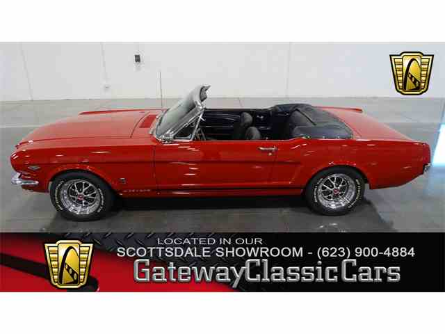 1966 Ford Mustang | 1024045