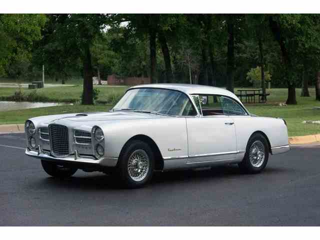 1958 Facel Vega Automobile | 1024048