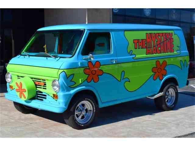 1972 Custom Scooby Doo | 1024059