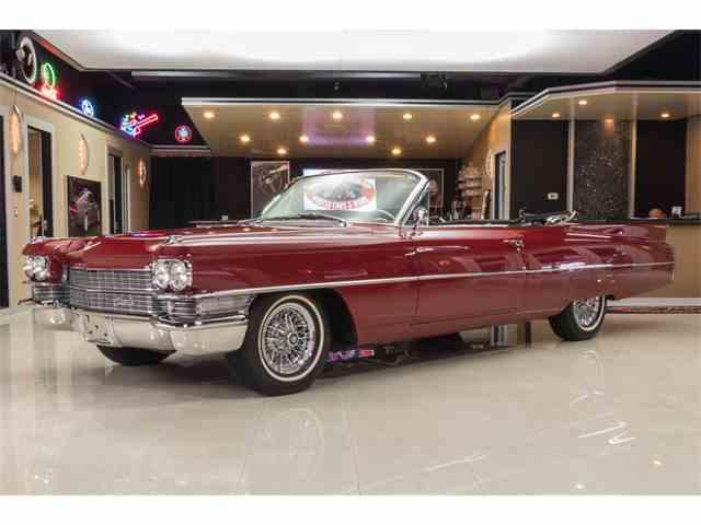 1963 Cadillac DeVille | 1020406
