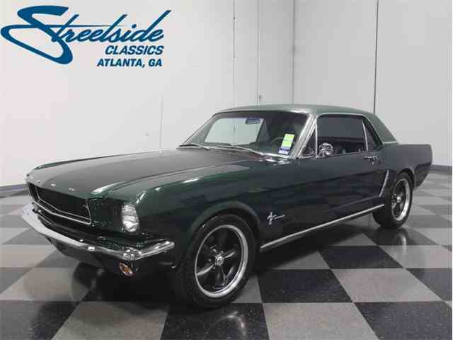1965 Ford Mustang | 1024069