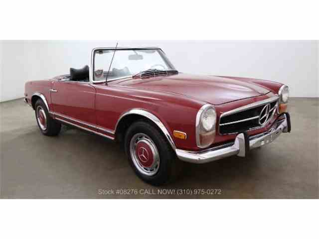 1971 Mercedes-Benz 280SL | 1020407