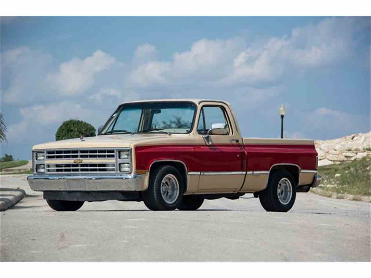 All Chevy chevy 1986 c10 : 1986 Chevrolet C10 for Sale | ClassicCars.com | CC-1024073
