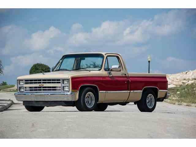 1986 Chevrolet C10 | 1024073