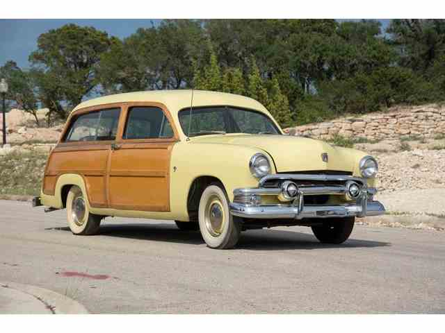 1951 Ford Country Squire | 1024078